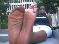 Ebony Hugh Track Star Stinky Sole Interview