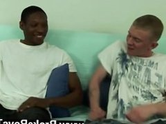 Hot gay scene ' Shifting onto his knees in front of Jamal, Sean was