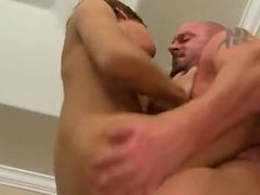Gay video He calls the poor fellow over to his palace after hours to set