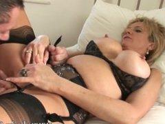Lady Sonia pounded hard