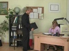 Office lady gets fucked hard