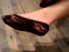 cute ped socks