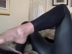 Leather Foot Solo
