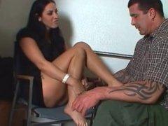 Eat My Feet - Veronica Rayne Footjob