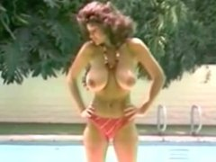 Retro Big Titter Keli Stewart