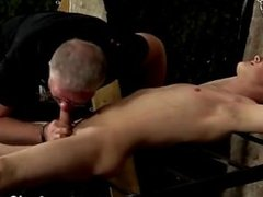 Hot gay sex Draining A Boy Of His