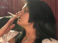 jamie smoking fetish