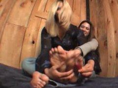lexi and alexia tickling