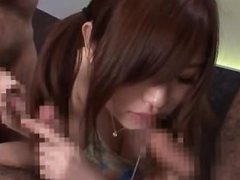 Japanese Girls attacked attractive sister at hotel.avi
