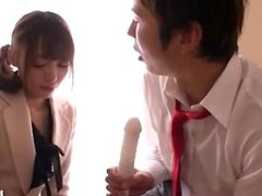 Japanese Girls attacked lewd wife in bath room.avi
