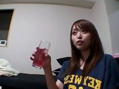 Japanese Girls attacked nice teen girl in living room.avi