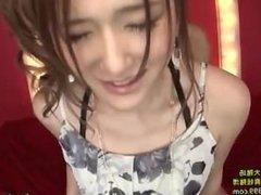 Japanese Girls attacked sweet mature woman at university.avi