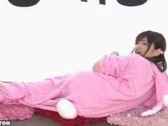 Japanese Girls attacked sweet sister sofa.avi