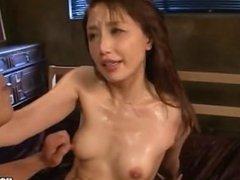 Japanese Girls enchant lewd sister in bed.avi