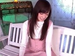 Japanese Girls enchant seductive secretariate at office.avi