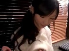 Japanese Girls entice engaging mature woman at office.avi