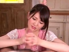 Japanese Girls entice lubricous mother at home.avi