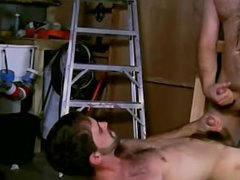 Twink movie of Joe is a real man, and David undoubtedly gets off on