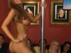 Amy Reid Striptease