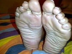 matured indian soles