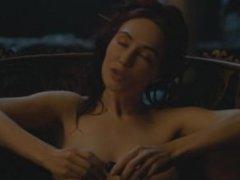Carice van Houten NUDE SCENES  Game of Thrones [S04E07]