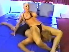 Goddess Heather Tristany - Nude Chest Crush