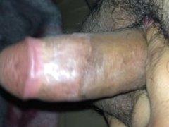 Feeling My Dick