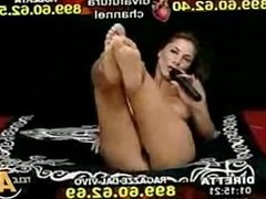 DIVA FUTURA - Roberta Gemma feet & soles