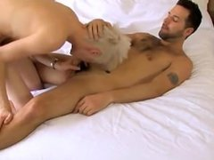 Hot twink scene Young Timo Garrett evidently has a thing for older men,