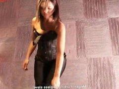mistress megan humiliate a slave