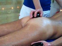 Sensual Stone Massage Experience 2