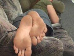 white bbw thick soles 1
