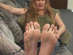 white bbw meaty soles 2