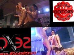 Chiqui Dulce y Sara May lesbian fuck in SEM by Viciosillos.com
