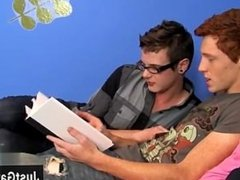 Twink sex Timo Helps Alan with a Book