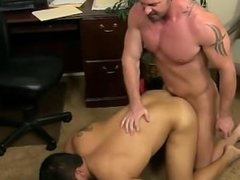 Twink sex Pervy chief Mitch Vaughn ultimately digs up enough leverage on