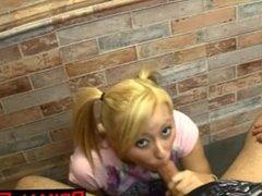 Naughty Little School Girl
