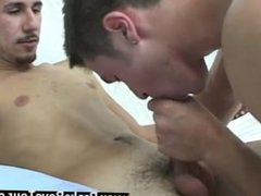 Gay clip of Then, build up to getting him off and blowing his