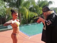 Christy Mack Behind The Scenes