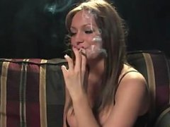 smoking girl 1