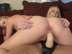 Two girls fucking each other