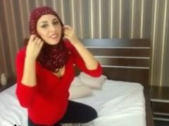 Sexy Arab Girl On cam