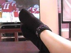 Football Feet With Lexi Lapetina