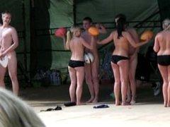 Balloon dance 3