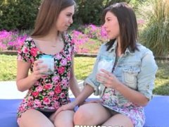 Reality Kings - Teen lesbians Shyla and Riely