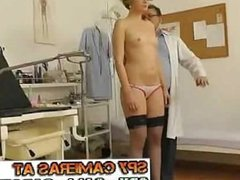 Hospital Naked Nude Girl Pussy Ass Butt Big Tits in Spy Cam - Hidden Camera