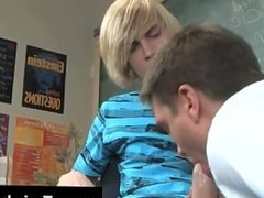Twink video That enormous bone will end up in the youngster rectum and
