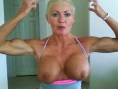 MISTRESS DEBBIE IN TANK TOP