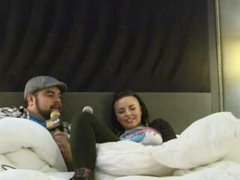 PornhubTV Goes Under the Covers with Christy Mack