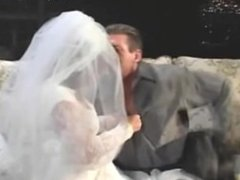 anal fucked on her wedding night